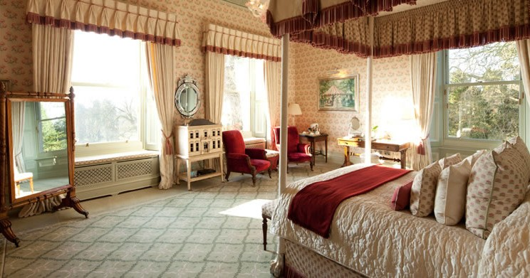 The Marlowe Four Poster Room