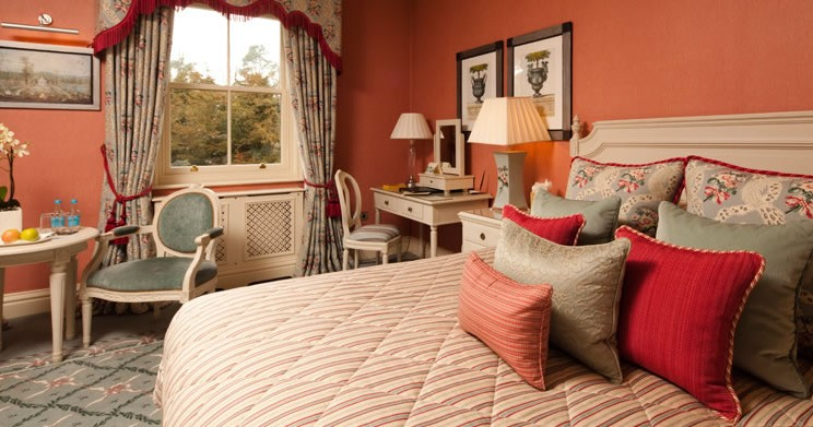 The Shelley Luxury Room