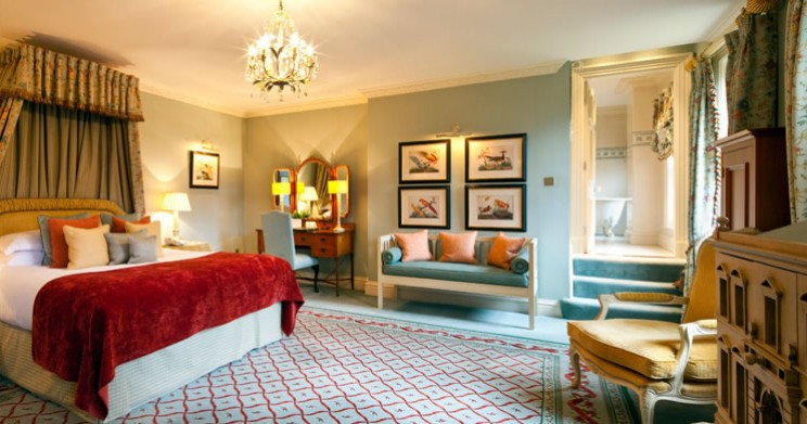 The Keats Luxury Room