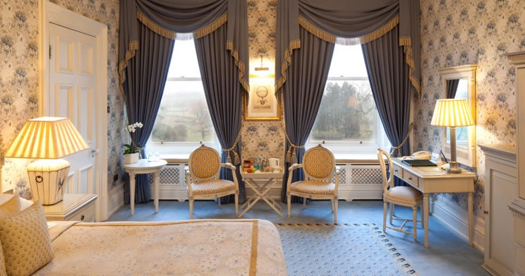 The Milton Luxury Room