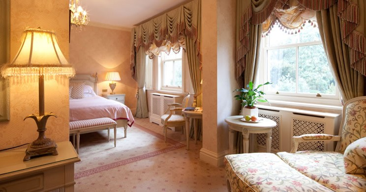 Luxury in abundance at Kilworth House