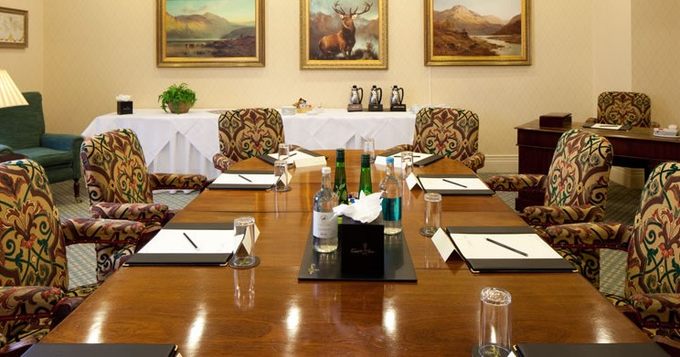 The perfect business venue at The Johnson Room