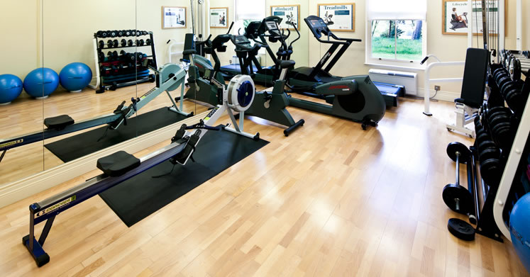 Fitness rooms kilworth house hotel leicestershire