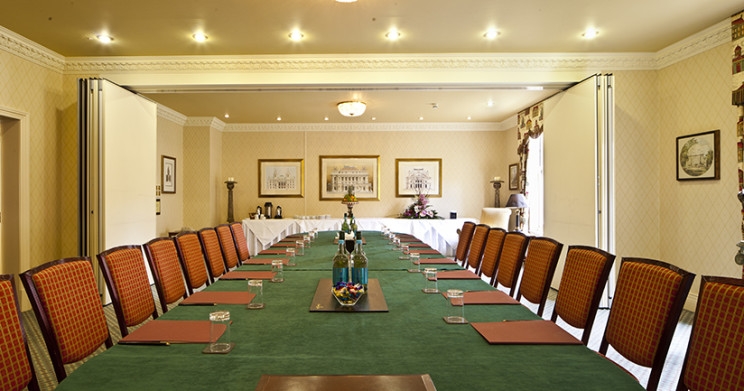 Excellent business facilities in The Hardy Suite
