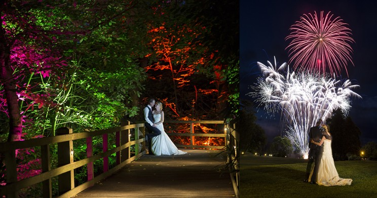 Wedding celebrations at Kilworth House Hotel