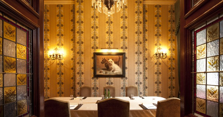 Private dining in The Byron