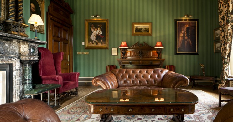 The cosy intimate Blake Room