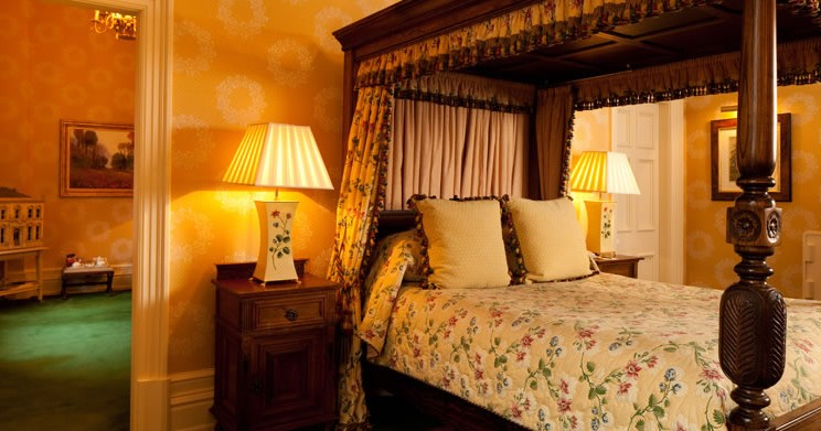 The Kipling Four Poster Room