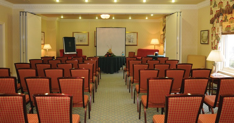 The perfect business venue in The Johnson Room