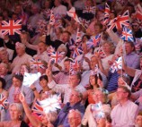 Last Night of the Proms at Kilworth House Theatre