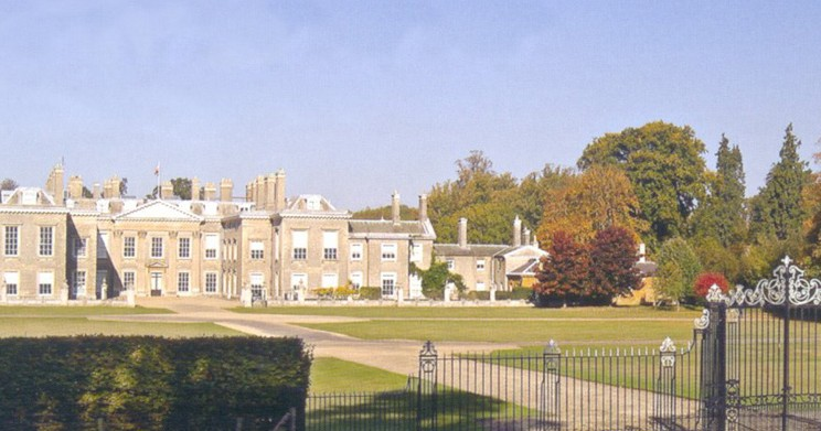 Althorp House, ancestral home of Diana, Princess of Wales: 21 miles / 30 mins