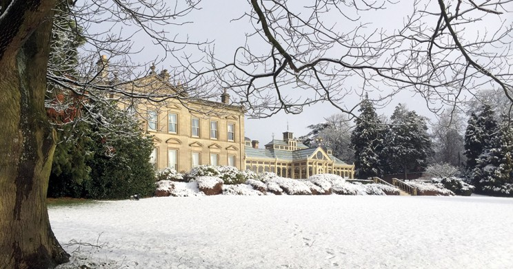 Kilworth House Hotel in Winter