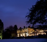 Kilworth House Hotel at night