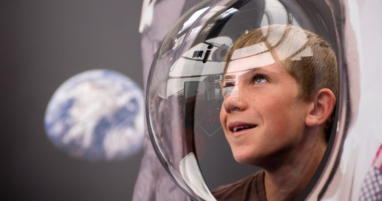 Explore the secrets of the universe at the National Space Centre: 26 miles / 30 mins