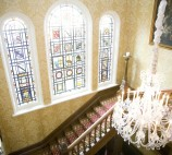The Main Staircase at Kilworth House Hotel