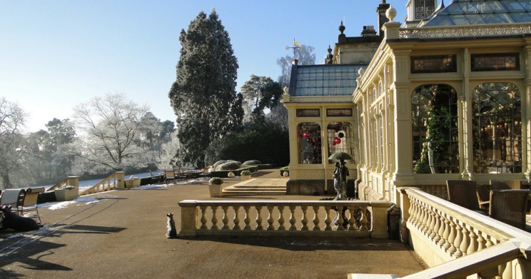 The Orangery & Terrace