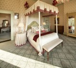 Four Poster Rooms - The Marlowe