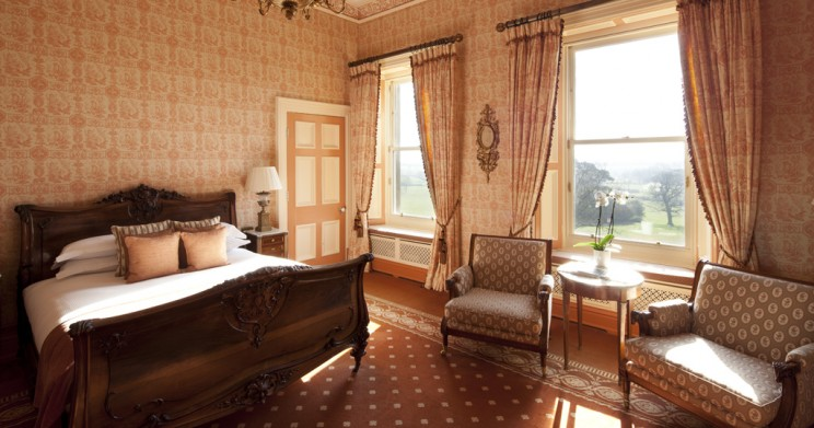 The Oscar Wilde Luxury Room